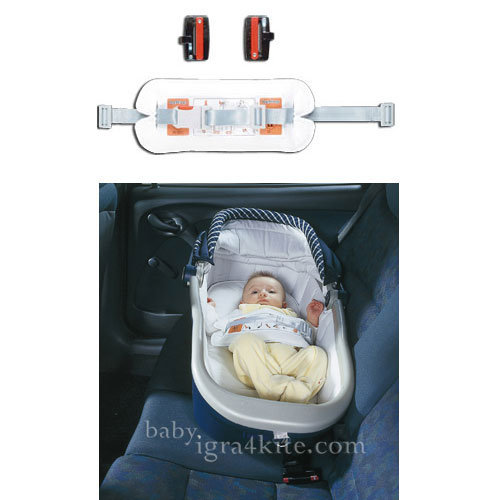 Peg Perego - Комплект колани за автомобил