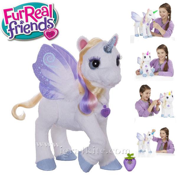 FurReal Friends - Интерактивен еднорог StarLily 0450