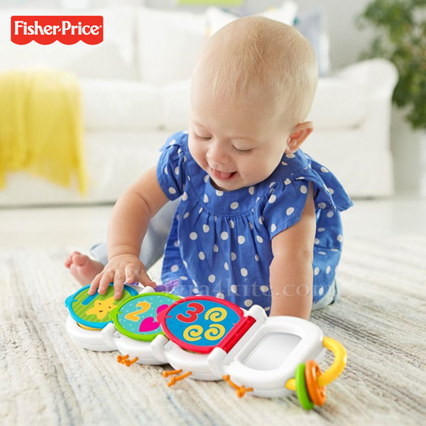 Fisher Price - Забавна гъсеница dhw14