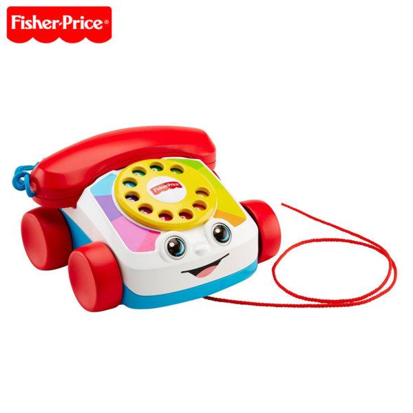 Fisher Price - Телефонче за дърпане FGW66