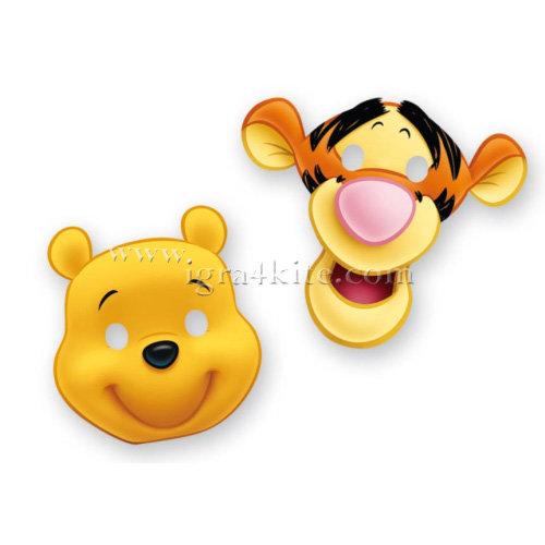 Procos - Мечо Пух Winnie The Pooh Парти Домино 9910