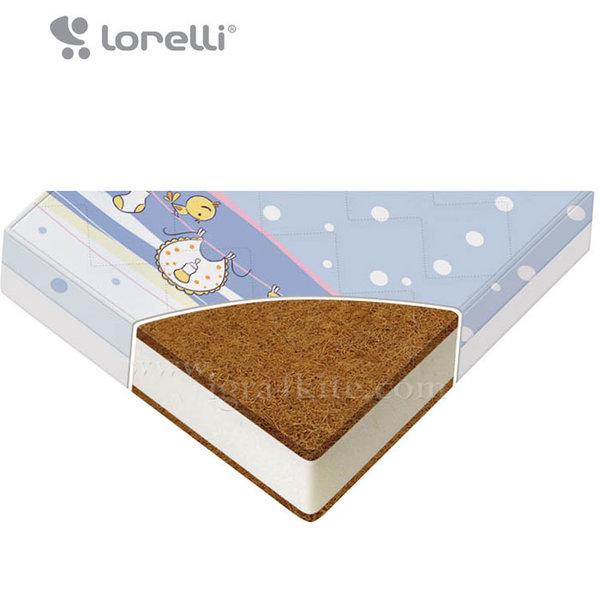 Lorelli - Детски матрак HOLIDAY 60/120/10 см