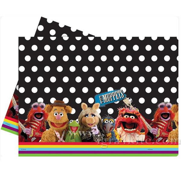 Procos - The Muppets Мъпетите Парти покривка