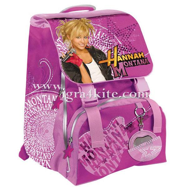 Hannah Montana - Ученическа раница Ханна Монтана 84623