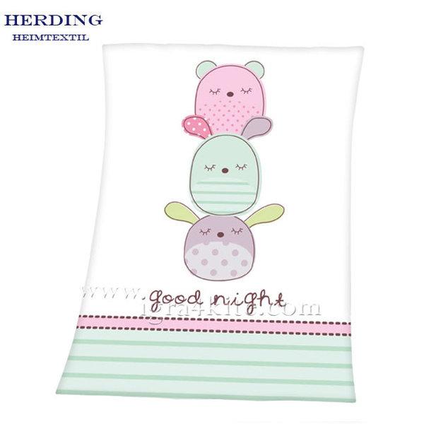 Herding - Бебешко одеяло Good Night