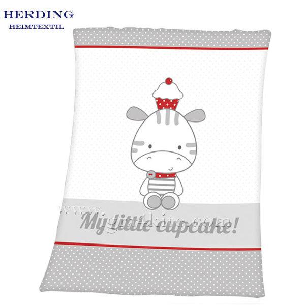 Herding - Бебешко одеяло My Little Cupcake