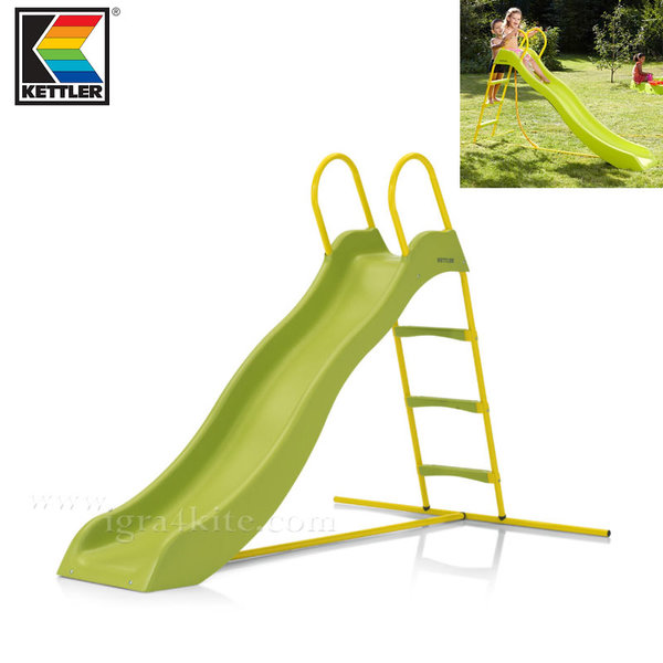 Kettler - Детска пързалка с водна струя 0S05031-0010