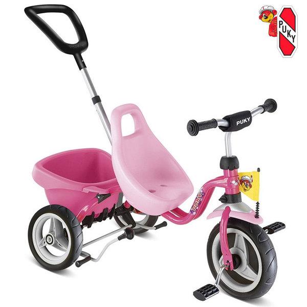 Колело триколка Puky CAT 1 S Pink 2325