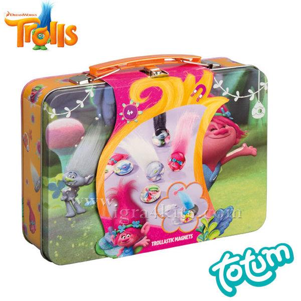 Totum Trolls - Направи магнити Тролчета 770027