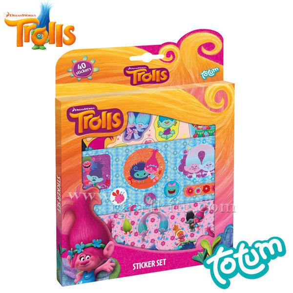 Totum Trolls - Направи стикери с Тролчета 770034