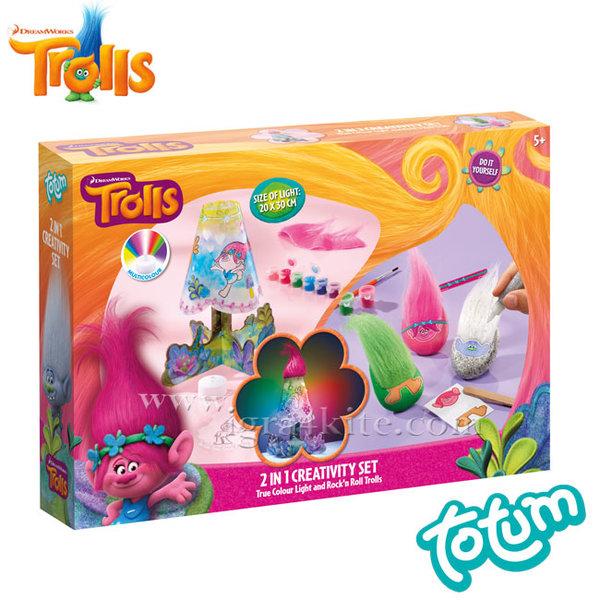 Totum Trolls - Креативен комплект Тролчета 771024