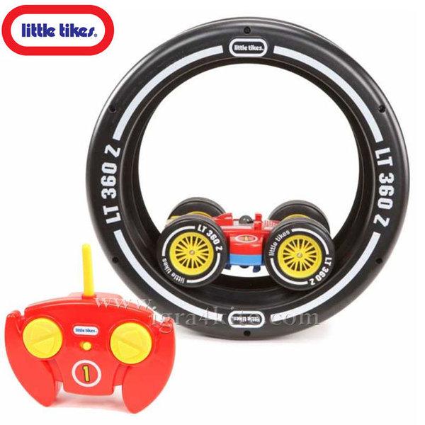 Little Tikes - Кола в гума с дистанционно управление 322021