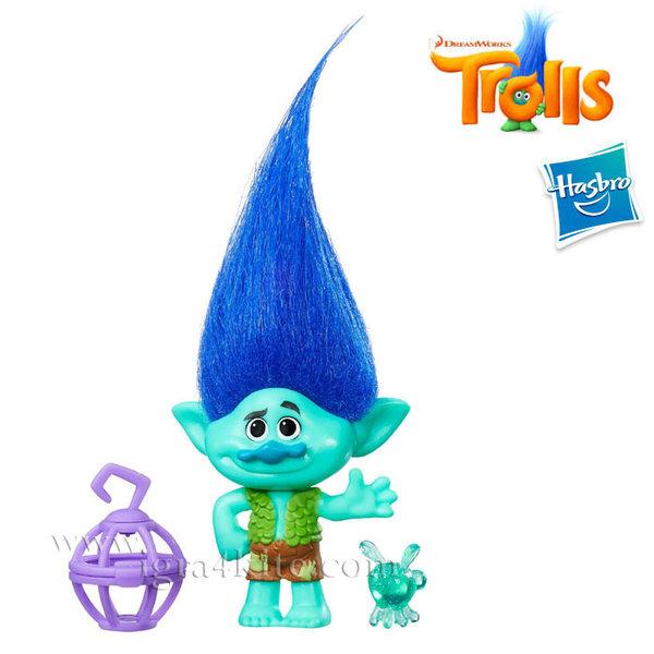 Trolls - Мини фигурка Тролче Tronco b6555