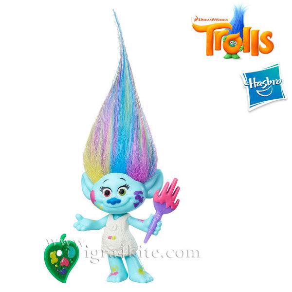 Trolls - Мини фигурка Тролче Harper b6555