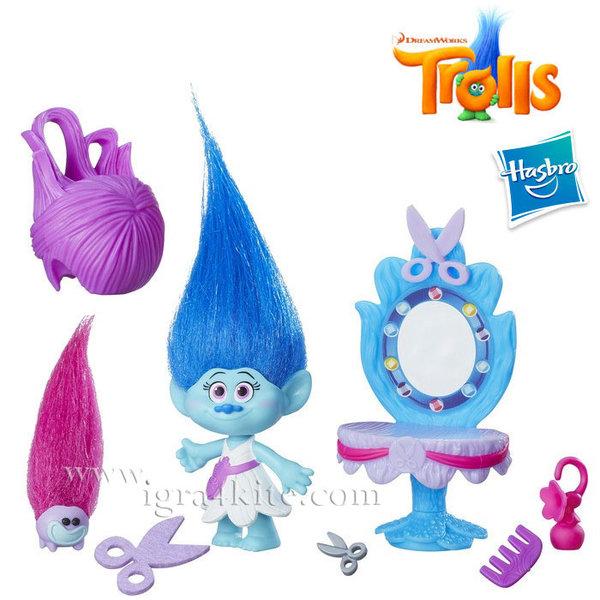 Trolls - Мини фигурка Тролче Madi с аксесоари b6556