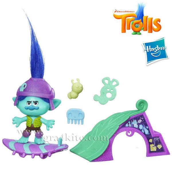 Trolls - Мини фигурка Тролче Skitter с аксесоари b6556