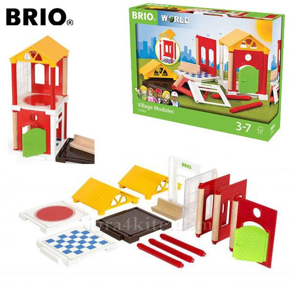 Brio Village - Дървена модулна вила 33942