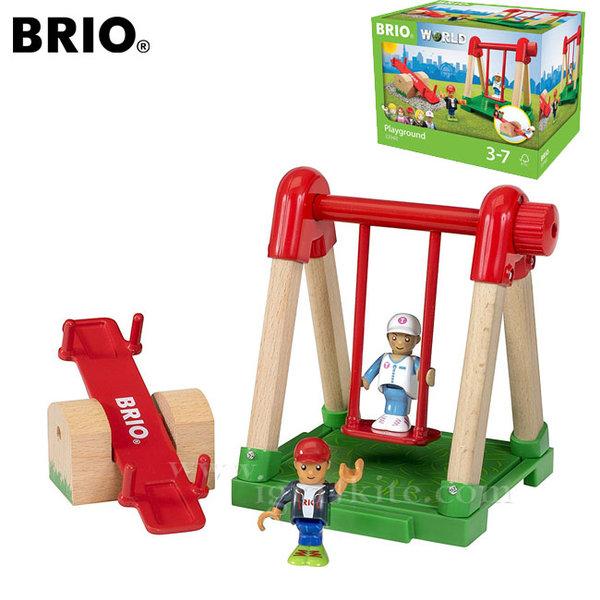 Brio Village - Дървена детска площадка 33948