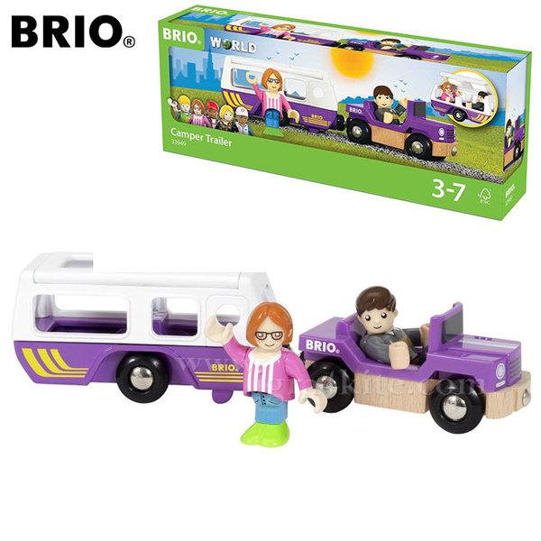 Brio Village - Дървена каравана 33949