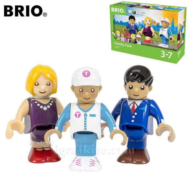 Brio Village - Фигурки семейство 33951