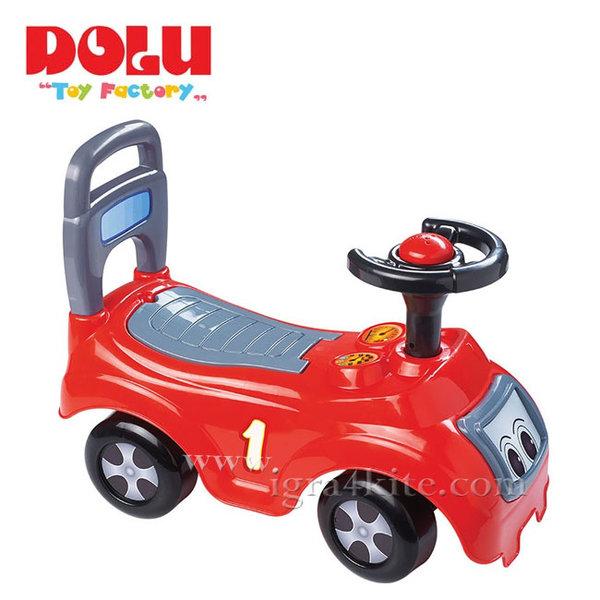 Dolu - Моята първа количка за яздене Очички 8020