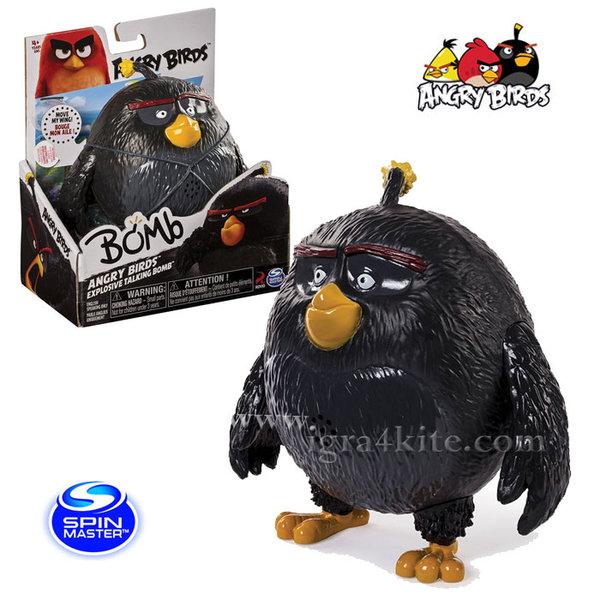 Angry Birds - Фигура със звук Енгри бърдс Bomb 6027803b