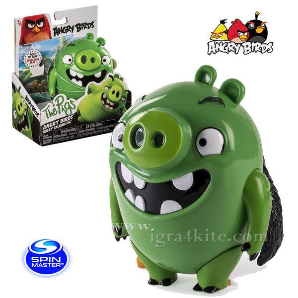 Angry Birds - Фигура със звук Енгри бърдс The Pigs 6027803