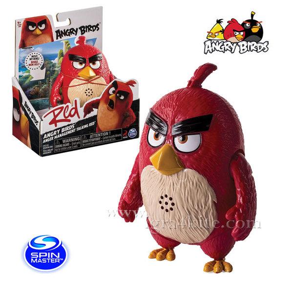Angry Birds - Фигура със звук Енгри бърдс Red 6027803