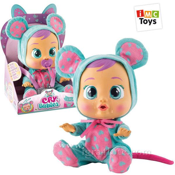IMC Toys - Плачеща кукла Crybabies Lala 10345
