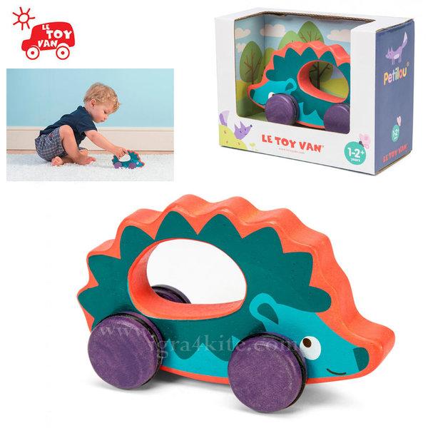 Le Toy Van - Дървен таралеж на колела pl036