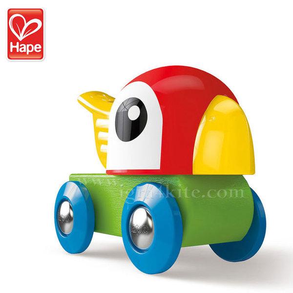 Hape - Локомотив свирукащ папагал H3808