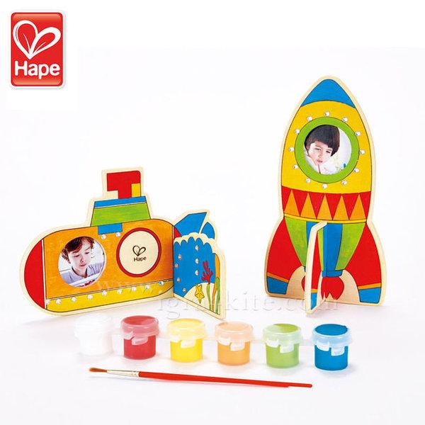 Hape - Космос Оцвети и играй H5119
