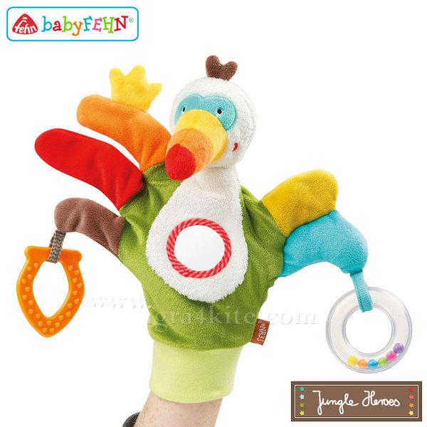 Baby Fehn - Бебешка ръкавица за куклен театър Тукан 067675