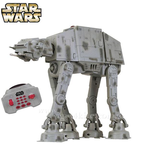 Star Wars - Интерактивен AT-AT с радио контрол Междузвездни войни