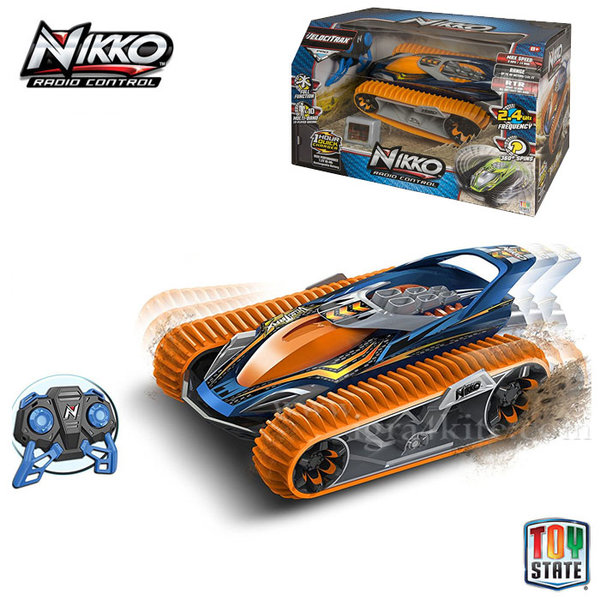 Nikko - Кола VelociTrax с дистанционно управление 90221