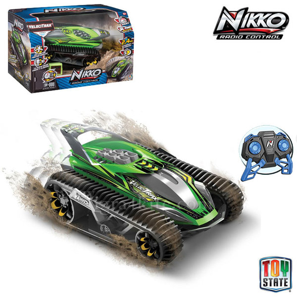 Nikko - Кола VelociTrax с дистанционно управление 90222