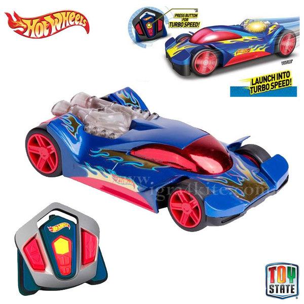Hot Wheels - Кола Nitro Charger с дистанционно управление Vulture™ 90480