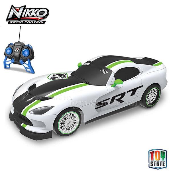 Nikko - Кола с дистанционно управление Dodge Viper SRT 94176