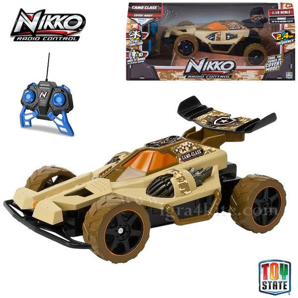 Nikko - Камуфлажно бъги с дистанционно управление 94350