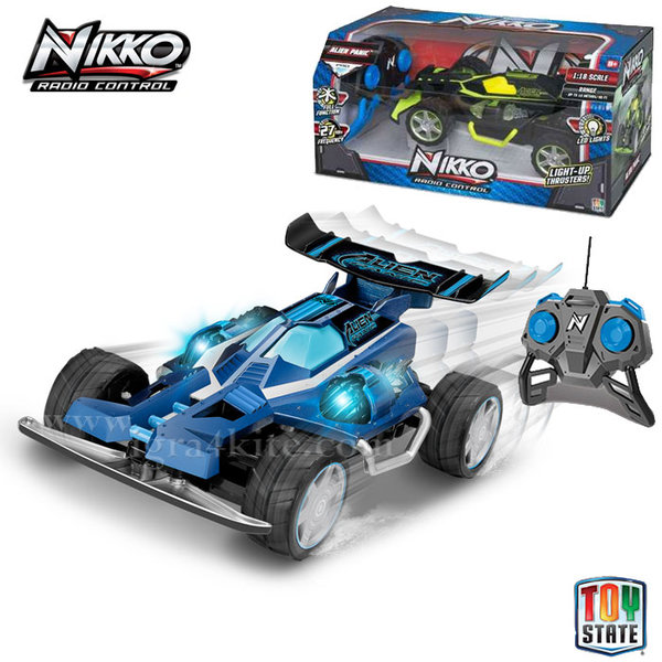Nikko - Кола с дистанционно управление Alien Panic 94127