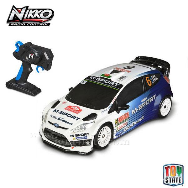 Nikko - Кола с дистанционно управление Ford Fiesta RS WRC 94131