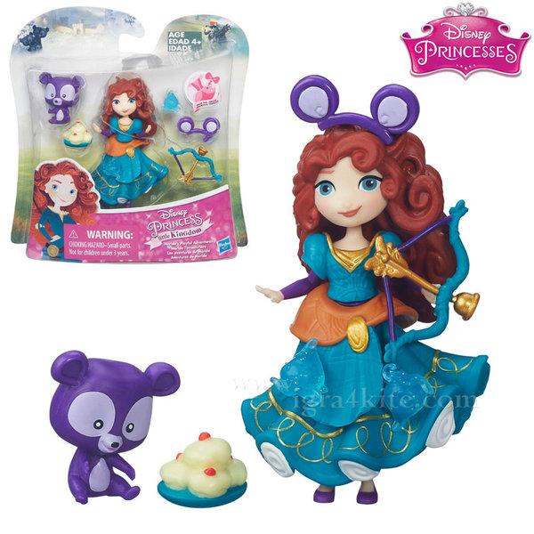Disney Princess - Мини кукла Мерида с аксесоари b5331