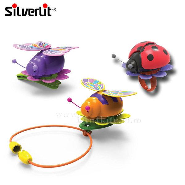 Silverlit - Magic Bugs Интерактивни буболечета 2 броя в комплект 88461