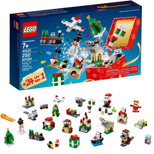 Lego 40222 - Коледна забава