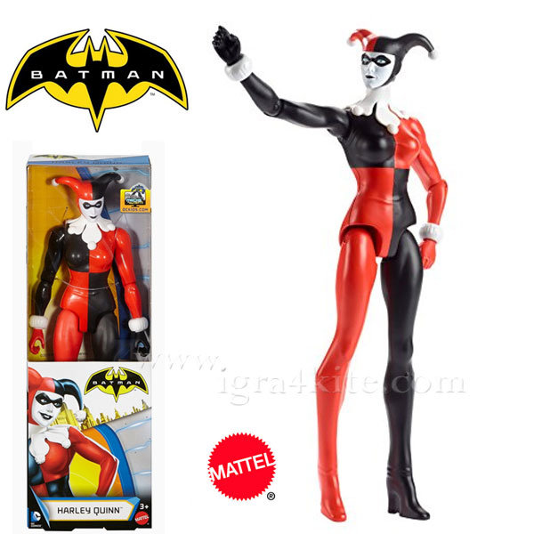 Batman vs Superman - Екшън фигура 30 см Harley Quinn CDM61