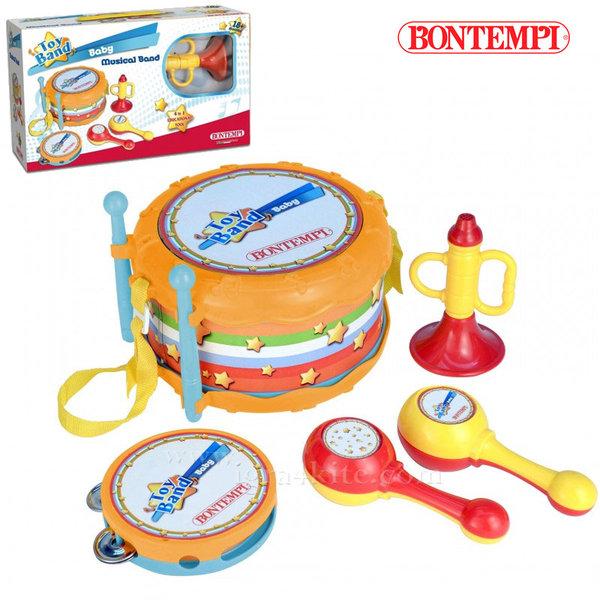 Bontempi - Комплект музикални инструменти 191270