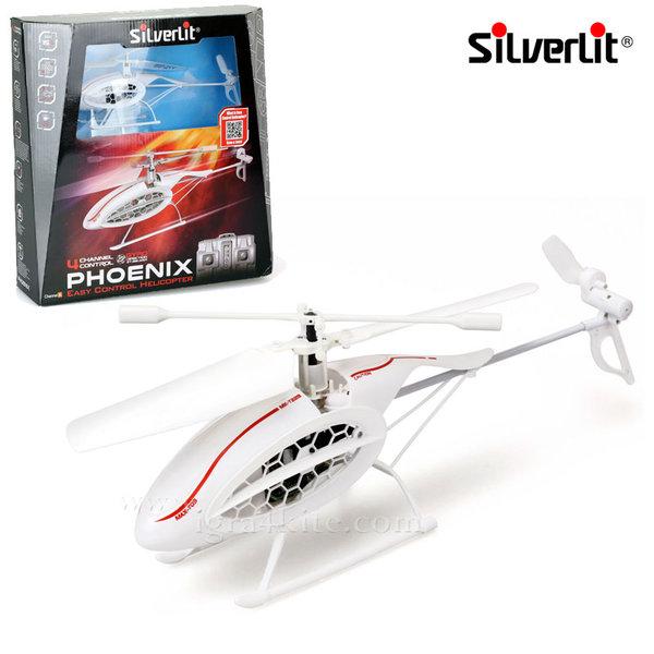 Silverlit - Хеликоптер Phoenix с радиоуправление 84730