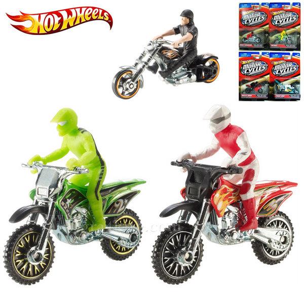 Hot Wheels - Мотоциклет 1:64 x2075
