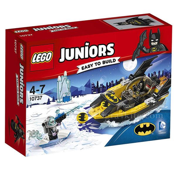 Lego 10737 Juniors Batman - Батман срещу Мистър Фрийз