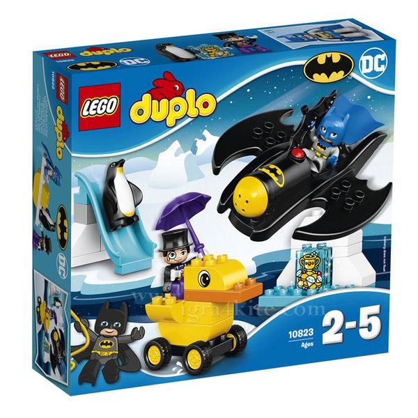 Lego 10823 Duplo Batman - Приключение с Батуинг